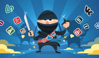 Why Social Media Marketing Pros are Like Ninjas