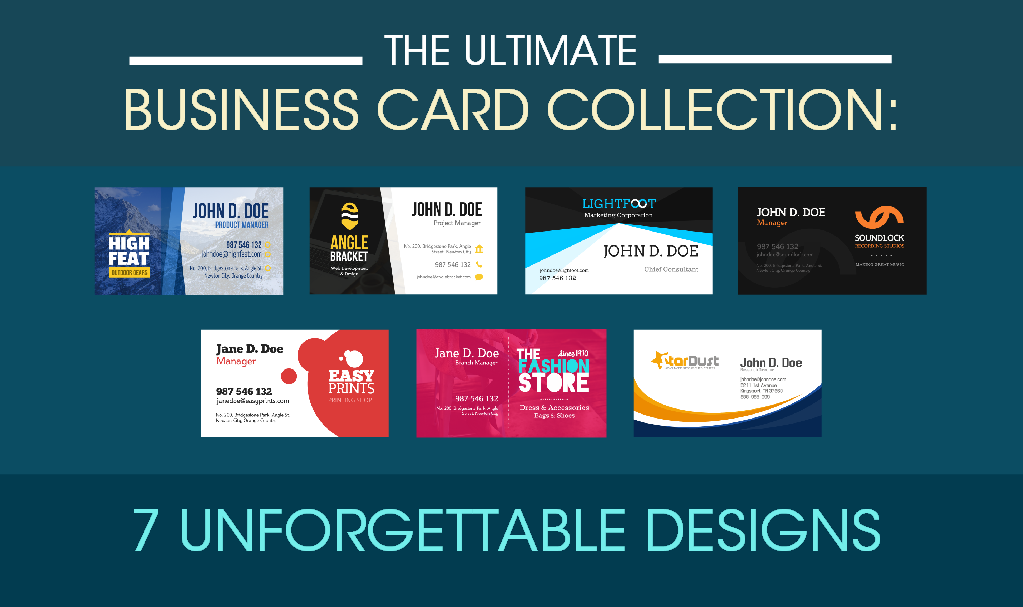 The Ultimate Guide to Creating a Business Card | Youzign Blog