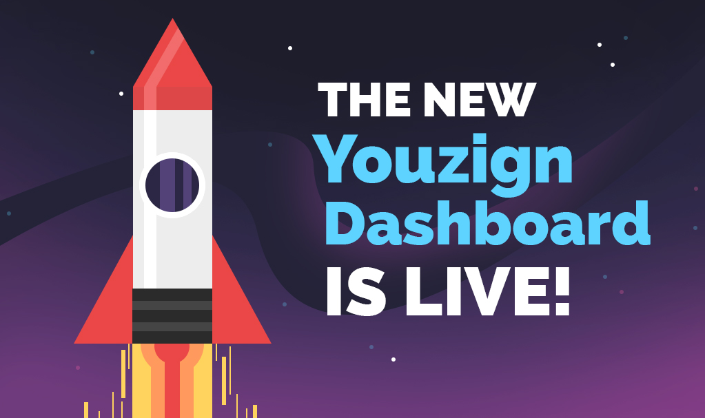 The New Youzign Dashboard is Live!