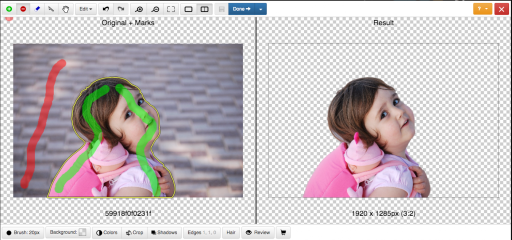 4 Handy Yet Little-Known Features Of The BG Eraser Tool